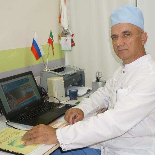 Абдурахманов  Абдуселим Курбанович