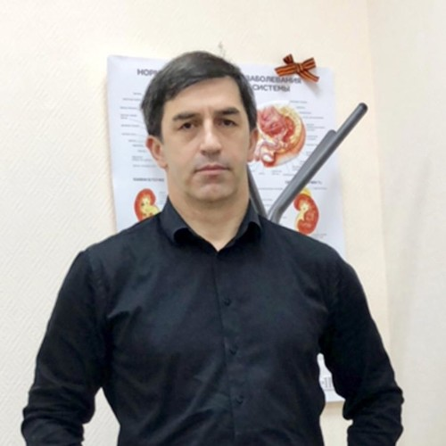 Алиев Абдулкадыр Габибулаевич