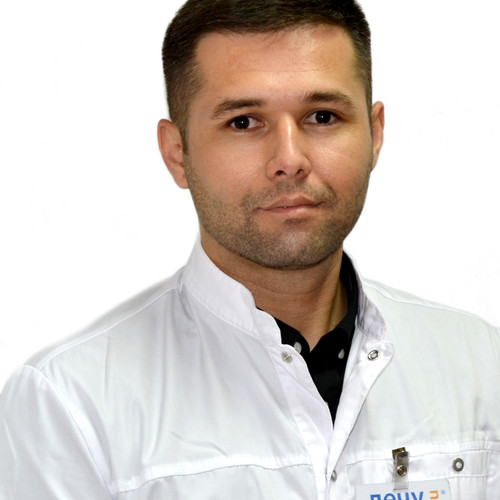 Усманов Рустам Алишерович