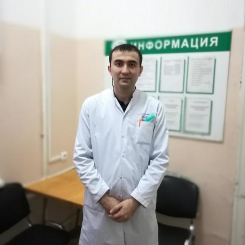 Закиров Икбол Алимджанович
